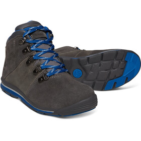 Timberland GT Rally Mid WP Shoes Kinder dark grey suede